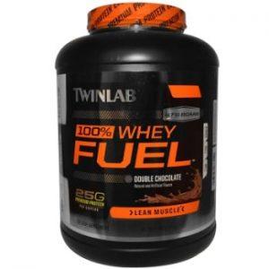 TWINLAB 100% Whey Fuel, 5lbs-0