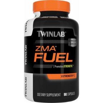 TWINLAB ZMA Fuel, 90 Capsules -0
