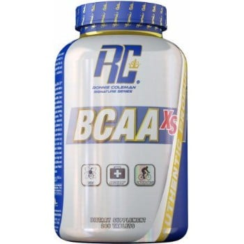 RONNIE COLEMAN BCAA-XS, 200 tablet(s) Unflavoured-0