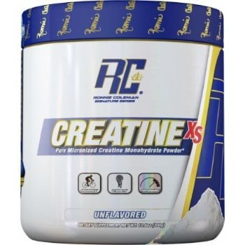 RONNIE COLEMAN Creatine XS, Unflavoured 0.66 lb-0