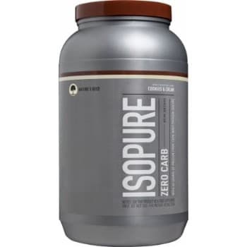 Nature's Best Isopure, 3lbs-0