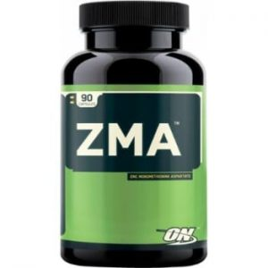 ON (Optimum Nutrition) ZMA, 90 Capsules -0