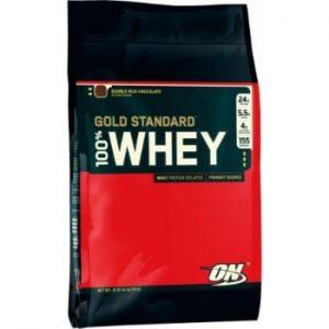 ON (Optimum Nutrition) Gold Standard 100% Whey, 10lbs. -0