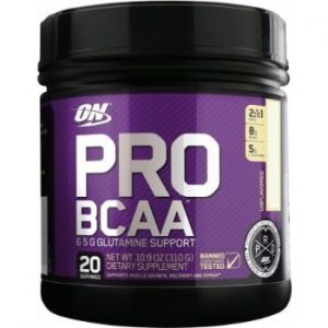 ON (Optimum Nutrition) PRO BCAA, 390gms, 20 Servings-0