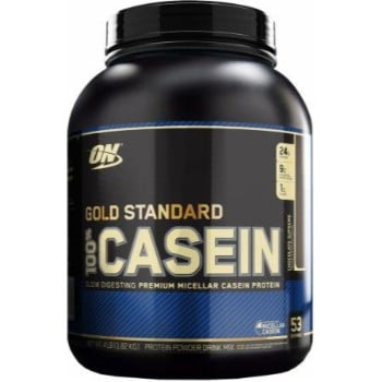 ON (Optimum Nutrition) Gold Standard 100% Casein, 4lbs. -0