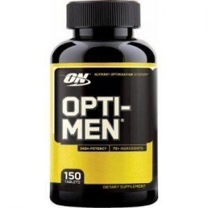 ON (Optimum Nutrition) Opti-Men, 150 Capsules-0