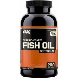 ON (Optimum Nutrition) Fish Oil, 100 Softgels -0