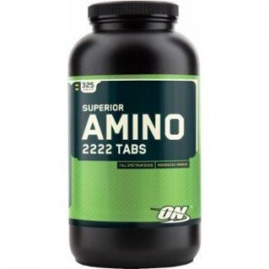 ON (Optimum Nutrition) AMINO 2222 TABS, 320 Capsules-0