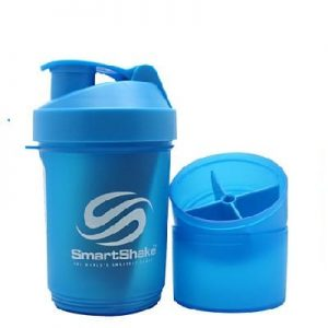 SMART SHAKER 600 ML, with compartments-0