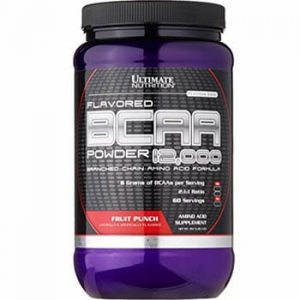 Ultimate Nutrition BCAA Powder, 1lb 60 Servings-0