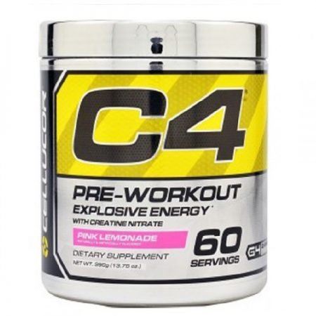 Cellucor C4 Explosive Preworkout, 0.85lbs 60 Servings-0