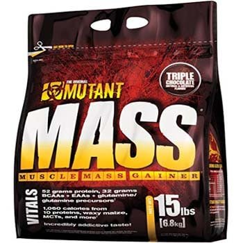 Mutant Mass Gainer, 5lbs -0