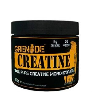 Grenade Creatine, Unflavoured 250 Grams, 50 Servings-0