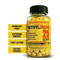 Cloma Pharma MethylDrene 100 Capsules