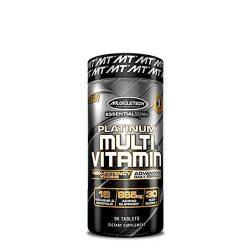 MuscleTech Platinum Multivitamin 90 Caplets