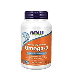 Now Omega 3 Fish Oil Cardiovascular Support