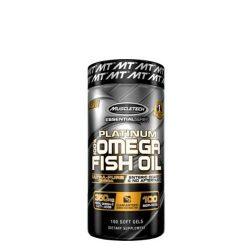 MuscleTech Platinum 100% Fish Oil 100 Softgels