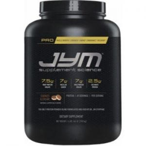 JYM Supplement Science Pro JYM Whey, 4lb-0