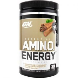 ON (Optimum Nutrition) Essential Amino Energy, 30 Servings Cafe series-0
