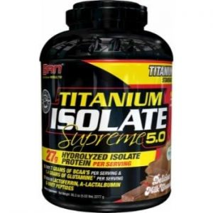 SAN Titanium Isolate Supreme, 5lbs + Free Shaker-0