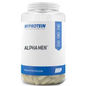 MyProtein Alpha Men, Unflavoured 120 Tablet-0