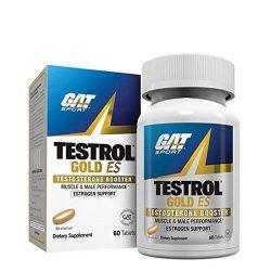GAT Testrol Gold ES 60 Tablet