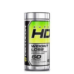 Cellucor Super HD Fat Burner 60 Capsules