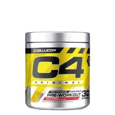 Cellucor C4 Explosive Preworkout