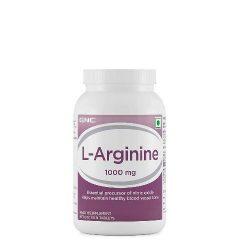 GNC L Arginine 1000 mg 90 Tablets