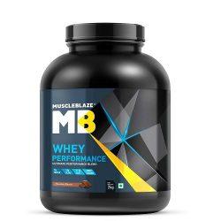 MuscleBlaze Whey Performance