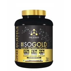 One Science ISO GOLD Whey Protein Isolate