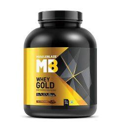MuscleBlaze Whey Gold Isolate