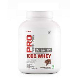 GNC Pro Performance 100% Whey Protein Powder