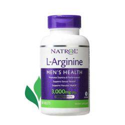 Natrol L Arginine 90 Tablets