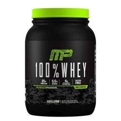 MusclePharm Stealth Series 100% Whey