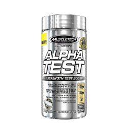 MuscleTech Alpha Test Pro Series 120 Capsules