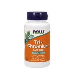 Now Tri Chromium 500 Mcg 90 Veg Capsules