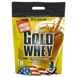 Weider Gold Whey Ultrafilter Protein