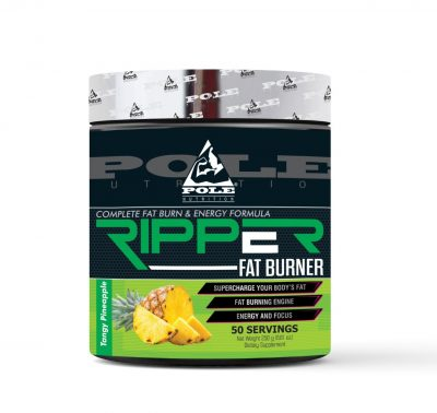 Pole Nutrition Ripper Fat Burner, 50 Servings