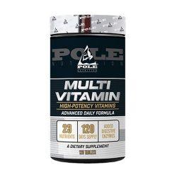 Pole Nutrition Multi Vitamin - Advanced daily formula, 120 Tablets