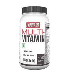 Labrada Multi Vitamin 100 Tablets