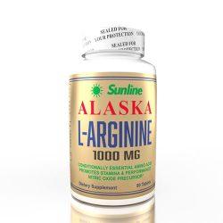 Sunline Alaska L Arginine 1000 mg 90 Capsules