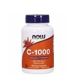 Now Vitamin C 1000 100 Tablets