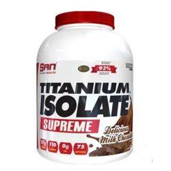SAN Titanium Isolate Supreme