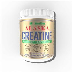 Sunline Alaska Creatine Monohydrate 300 Grams