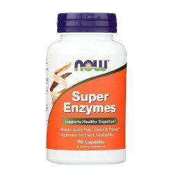 Now Super Enzymes 90 Caps