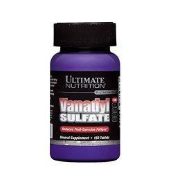 Ultimate Nutrition Vanadyl Sulfate