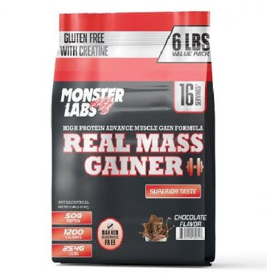 Monster Labs Real Mass Gainer